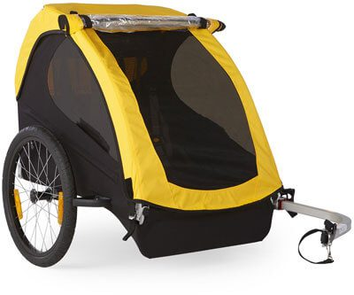 Bike Hire - Childs Trailer - Cycle Hire