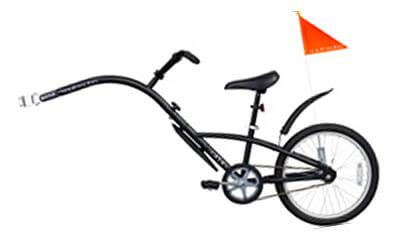 Bike Hire - Tag-along Bikes - Cycle Hire