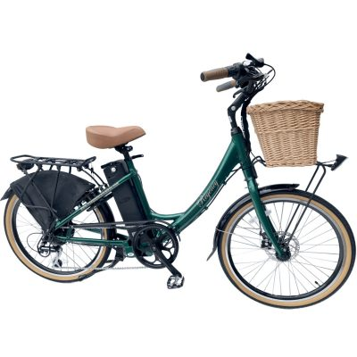 Freego Electric Bikes Green Regency