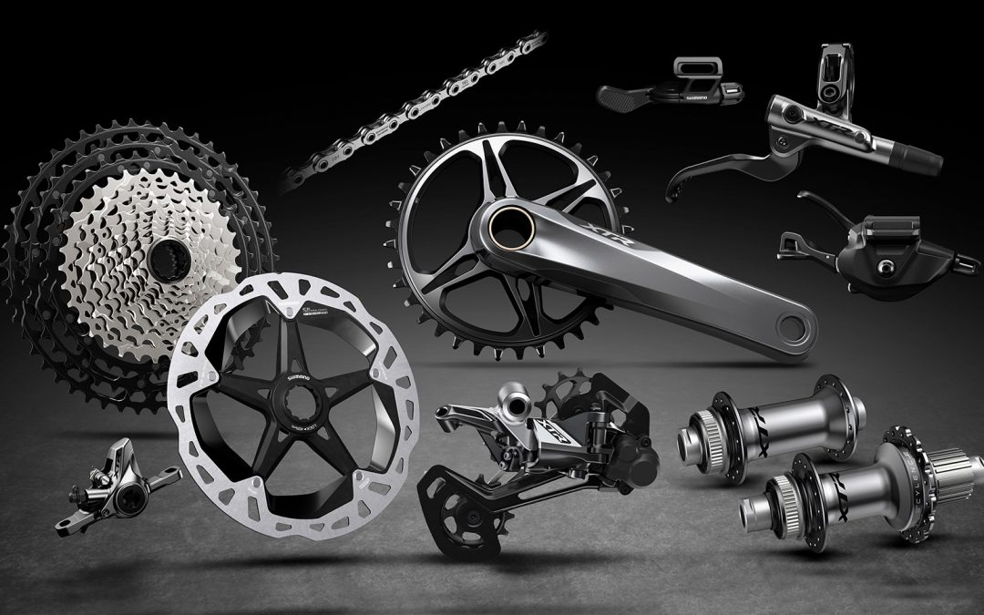 Shimano goes 12 speed!